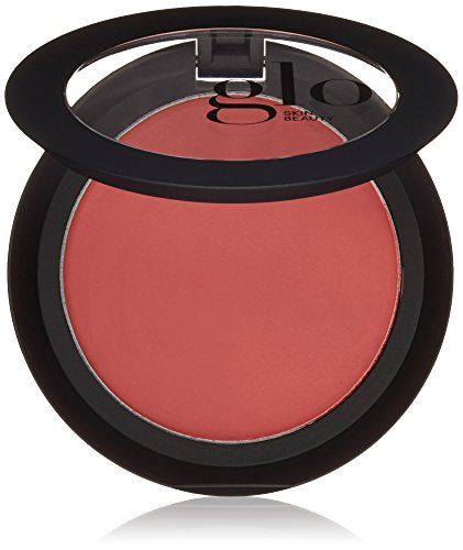 Glo Skin Beauty Cream Blush in Firstlove - Soft Warm Berry | 4 Shades | Long Lasting, Semi-Matte Finish | Cruelty Free