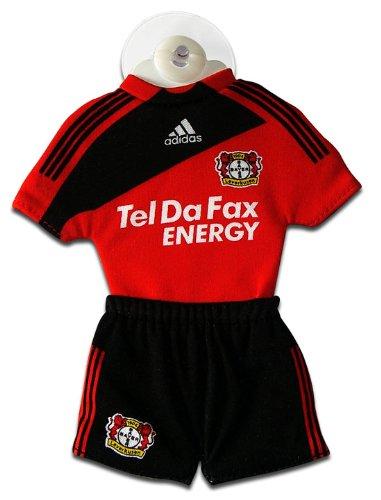Mini Trikot Bayer 04 Leverkusen Mini Kit