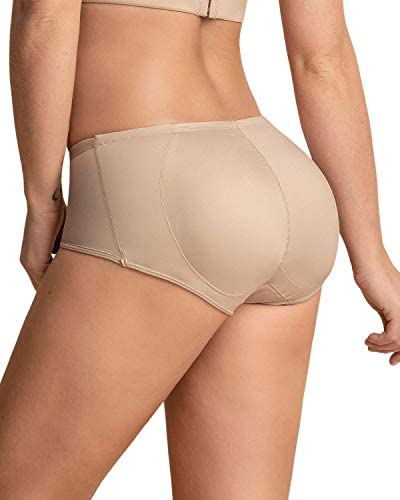 Leonisa butt lifter and enhancer panties lingerie for girls with detachable pads