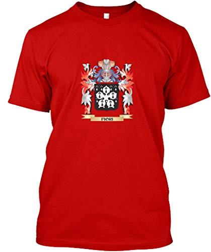 Fiori Coat arms Family Crest 3XL - Classic red Premium Tee - Premium Tee