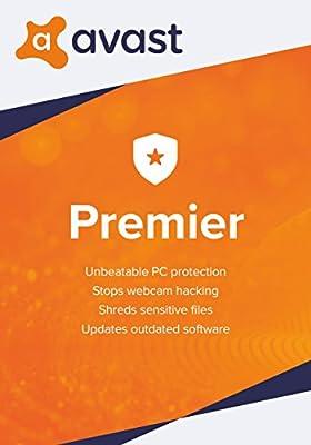 Avast Premier 2018 - 3 Years 3 Users