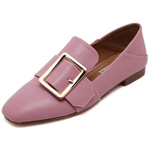 Women Loafers Crocodile Stripe Pointed Toe Platform Flats Patent Leather Slip On Shoes in Gold or Silver
