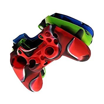 d5b832e6c7b9 Mosuch Protective Silicone Case for Sony Playstati