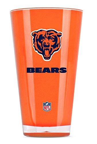 (NFL Chicago Bears 20oz Insulated Acrylic Tumbler)