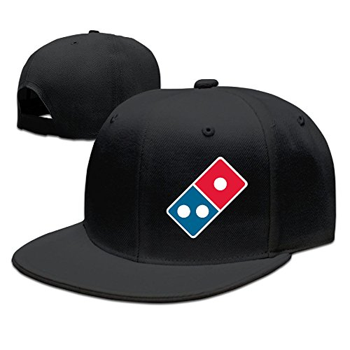ancatt-dominoaeurs-pizza-logo-adjustable-snapback-cap-baseball-flat-hats