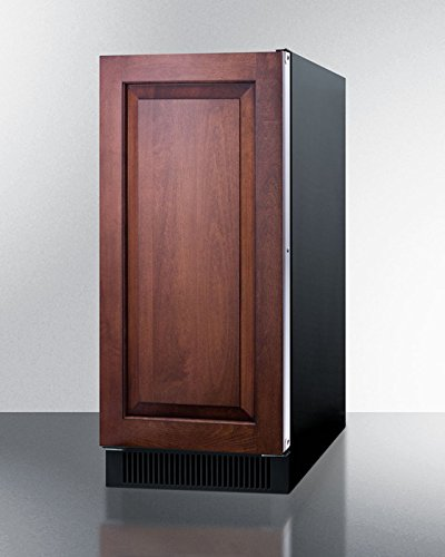Summit BIM45IF General and Commercial Purpose Icemaker, Brown