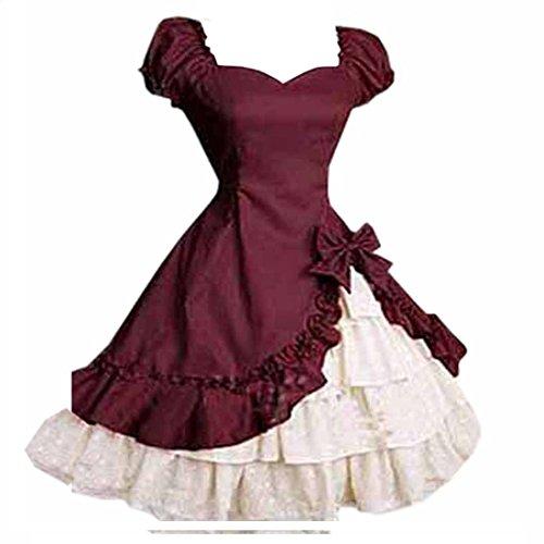 Violet lolita femme soire avec Incroyablement vtements couches Lilas n robe multi de ud gqn64