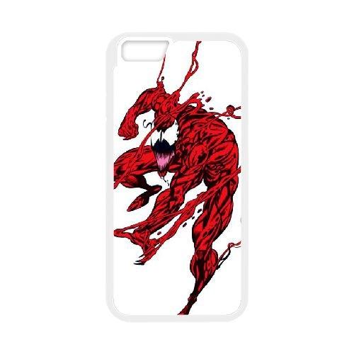 Pictures Of Spiderman 007 coque iPhone 6 Plus 5.5 Inch Housse Blanc téléphone portable couverture de cas coque EEEXLKNBC18775