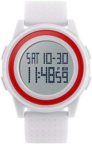 YXZQ Unsex s Reloj Deportivo Militar Digital Impermeable LED Luz ...