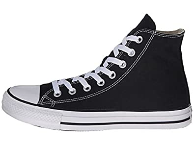 Men's Canvas All Star Sneakers 41 Black