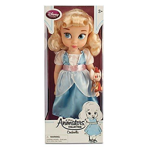 (Disney Animators' Collection Princess Cinderella Toddler Doll - 16