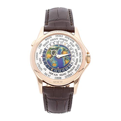- Patek Philippe Complications Mechanical (Automatic) Silver Dial Mens Watch 5131R-001 (Certified Pre-Owned)