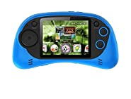 "Handheld Portable Digital Screen 200 Preloaded Games , 2.7"" Color Display BLUE"
