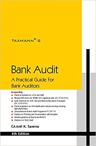 Bank Audit-A Practical Guide for Bank Auditors