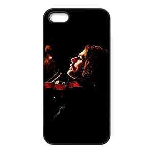 Super Eastar iPhone 5S Cover,Protective Hard TPU Guard Case for Apple iPhone 5S,Niccolo Paganini, David