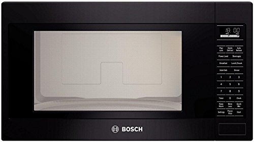 HMB5061 500 Series Built-In Microwave Oven with 2.1 cu. ft. Capacity Recessed Glass Turntable 1200 Watt Microwave Power 10 Microwave Power Levels Touch Controls in Black