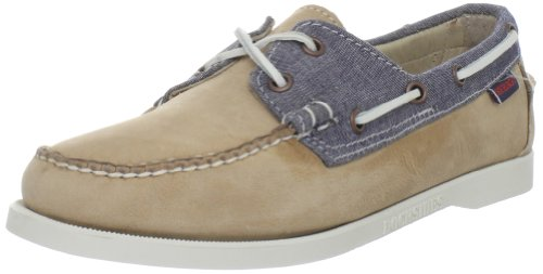 Sebago Women's Spinnaker Boat Shoe Light Sand