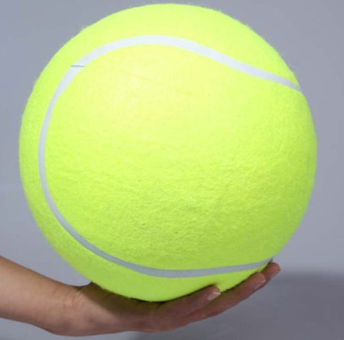 New Big Giant Pet Dog Puppy Tennis Ball Thrower Chucker Launcher Play Toy by MOS