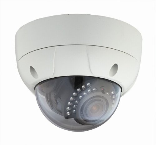 ANDAL PROOF COLOR HIGH RES. DOME CAMERA - 550 TV LINES, DC12V ()