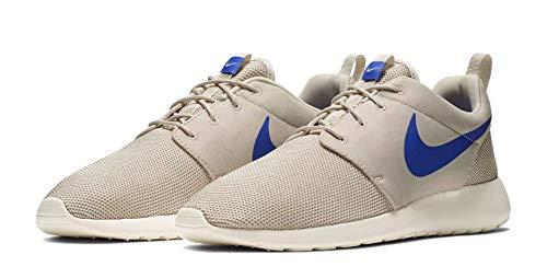 Grey Cross Stack - Nike Mens Roshe One Desert Sand/Persian Violet 511881-043 (11 D US)
