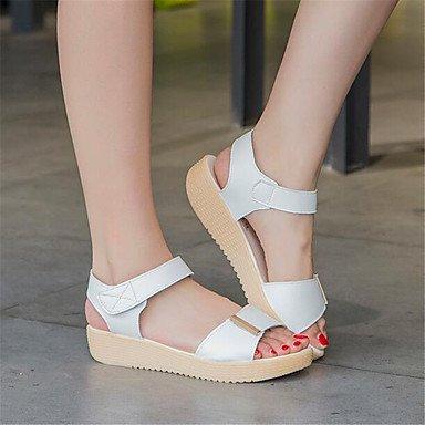 Comfort US8 Spring RTRY Pu Comfort Casual Canvas White Flat Sneakers EU39 CN39 UK6 Women'S wAq0H
