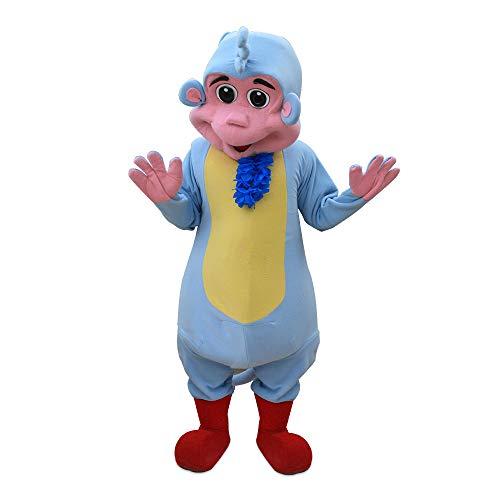 Boots from Dora The Explorer Monkey Explorer Mascot Costume Character