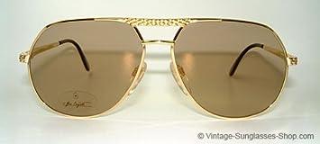 Amazon.com: Ettore Bugatti EB 502/S Diseñador clásico Oro ...