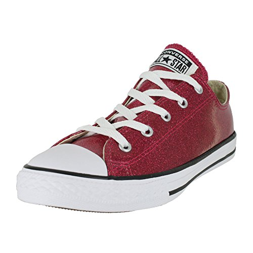 Galleon - Converse Girls  Chuck Taylor All Star Glitter Low Top Sneaker 6e70764bf
