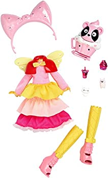Mattel KuuKuu Harajuku Pink Cupcake Fashion Pack