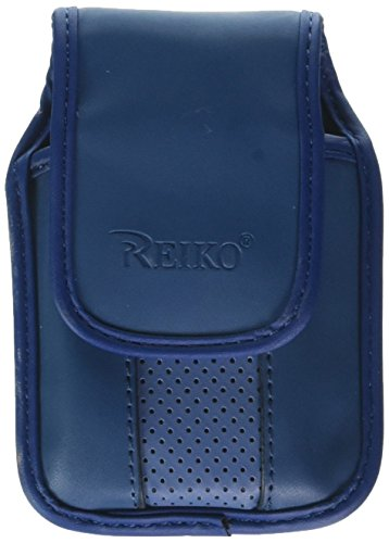 Reiko Wireless Vertical Pouch Vp11A BlackBerry 8330 Blue 4.3″X2.4″X0.6″ – Colored For Sale