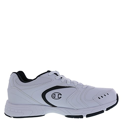 Image of Champion Men's White Prime Cross Trainer 11 Wide