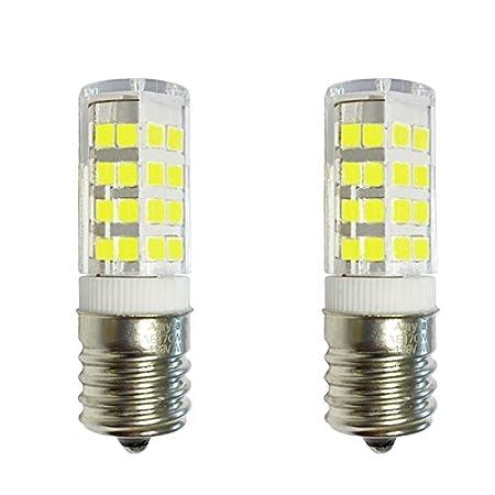 Techo E17 LED bombilla para horno de microondas, congelador, under ...