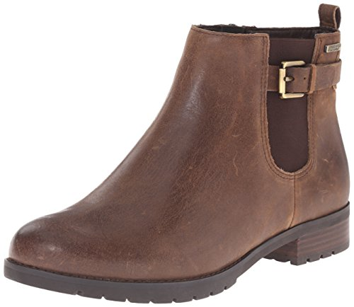 agua Waterproof Distressed Clover al Rockport Leather Resistente Chelsea Mujer Tristina Boot 1q8RStw8