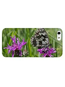 3d Full Wrap Case for iPhone 5/5s Animal Butterfly97 by mcsharks