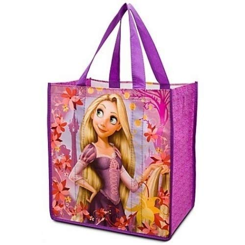 Authentic Disney Tangled Rapunzel Reusable Tote Bag