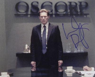 Spiderman Willem Dafoe Signed RARE 8x10 Photo JSA Certified