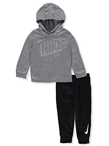 NIKE DRI-FIT Hoodie & Jogging Pants Set (Baby Boys)