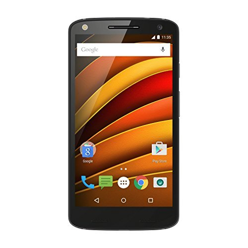 (CERTIFIED REFURBISHED) Motorola Moto X Force XT1580 (Black, 32GB) Smartphones at amazon