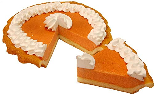 Flora-cal Products Pumpkin Pie Cream Fake Pie 9