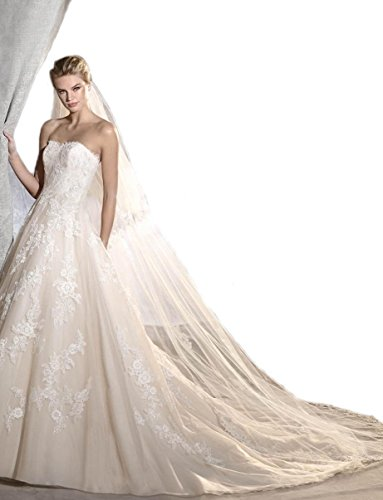 Passat wedding accessories blusher veils product image
