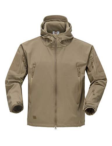 Capuche Pour Chasse Camping À Le Longue Softshell Camouflage Manches Imperméable Yfnt Pêche Sable Homme tn6SqwTAFx