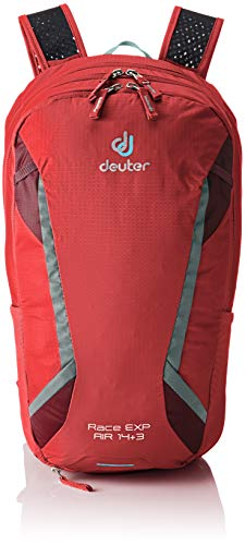- Deuter Race EXP Air, Cranberry/Maroon