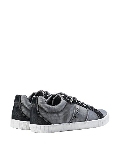 Replay Mens Adan Lace Up Mens Grey Sneakers Grey
