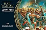 Imperial Roman Auxiliaries•Package contents:24 x Imperial Roman Auxiliaries1 x full colour transparent waterslide shield designs•Package Info:-Product is for use in the Hail Caesar table top game-Models are supplied unpainted, and require ass...