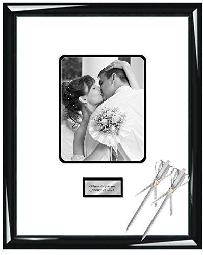 Amazon.com - Personalized Autograph Picture Frame Signature Photo ...