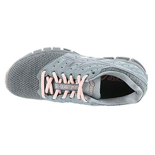 Chaussures Stone Mx carbon Asics Grey Femmes seashell 2 quantum Gel Pour Pink 180 1nZ4wqx6dg