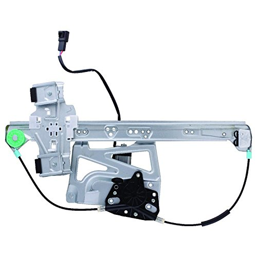 Premier Gear PG-741-520 Window Regulator fits Cadillac Driver Side Front with Power Window Motor