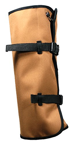 (Scent Blocker Buckskin Snake Gaiters, Beige, Regular)