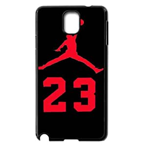 Hjqi - Customized Jordans Phone Case, Jordans Personalized Case for Samsung Galaxy Note 3 N9000
