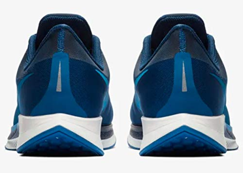 big sale 21a24 33907 Nike Zoom Pegasus 35 Turbo Men's Running Shoe Indigo Force/Photo Blue-Blue  Void 7.5